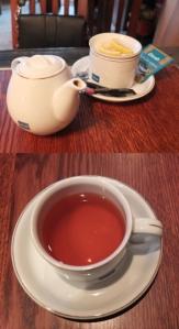 Herbata w czajniczku