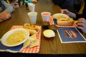 Cały obiad po mszy