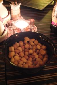 Ciasteczka na ciepło z gałką muszkatołową