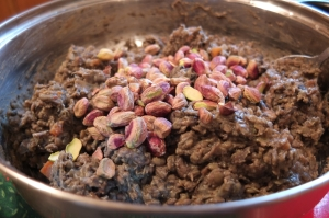 Do pasztetu z soczewicy dodaj pistacje!