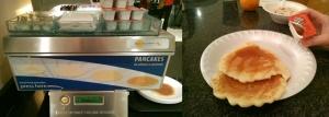 Pancakes z maszyny