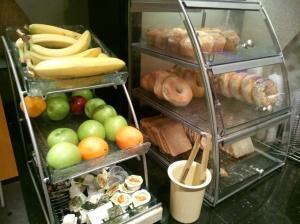 Owoce śniadaniowe