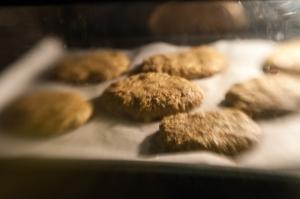 Pieczenie vegeburgerów