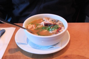 Zupa Tom Yum