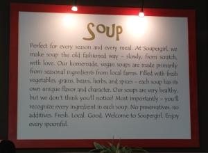 Czemu akurat zupy?