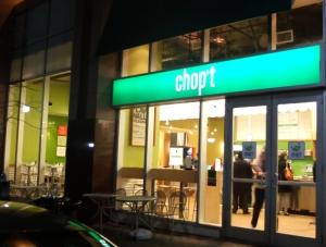 Chop't