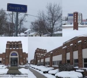 Fabryka czekolady w South Bend