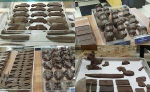 Figurki czekoladowe - całe pełne!!!