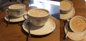 Chai Caffe Latte