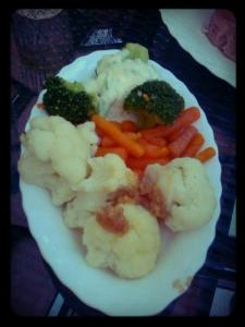 Warzywa gotowane