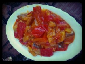 Ratatuj, nasze warzywne leczo