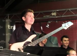 Janek Paszkowski i Szymanowski Big Band