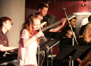 Jak na płycie Szymanowskiego Big Bandu