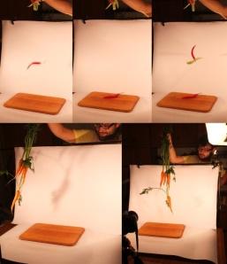 I warzywa latające